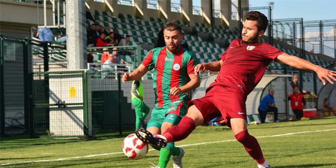Derbi Mudanyaspor'un: 1-0