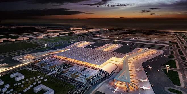 Üçüncü havalimanında uçuş yapacak havayolu şirketi sayısı belli oldu