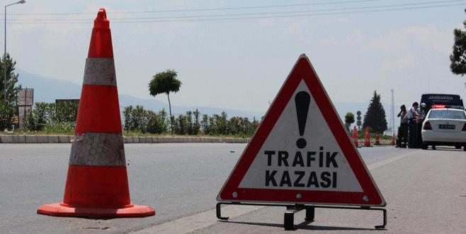 Bursa'da kazasız gün yok