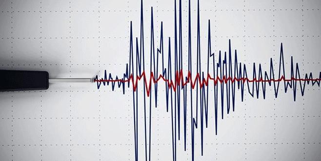 Muğla'da 5.2 büyüklüğünde deprem