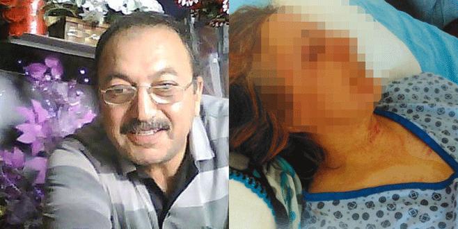 Eşini öldürmeye kalkışan sanığa 13.5 yıl hapis