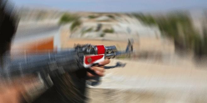 PKK'dan jandarma karakoluna hain saldırı!