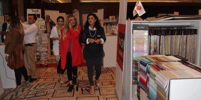 23 ülkeden 200 tekstilci Bursa'da