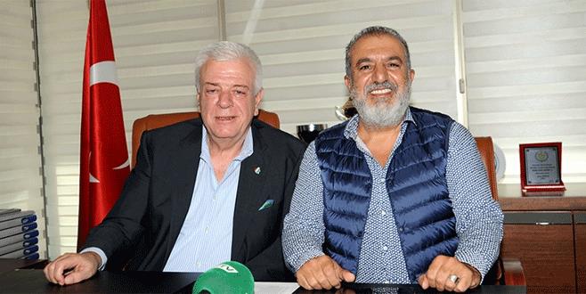 Gaziantep maçı sponsoru Sergi Tekstil