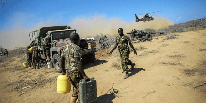 ABD, 22 Somali askerini öldürdü