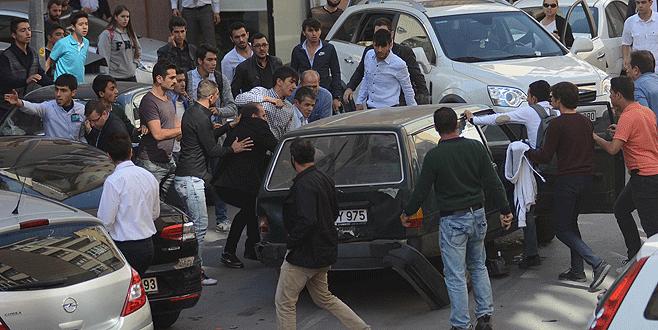 Palalı sürücü dehşet saçtı: Kaza yaptıktan sonra kaçarken…