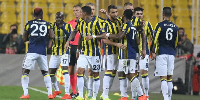 Fenerbahçe 1-0 Feyenoord