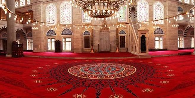 Camiyi kapatıp yıllık izine çıkan imama soruşturma