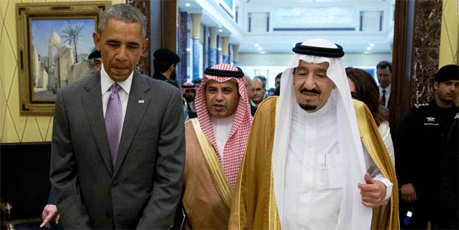 S. Arabistan'dan ABD'ye tepki