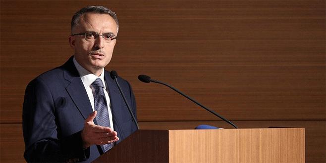 '9,4 milyar lira ödenmemiş vergi borcunu yapılandırdık'