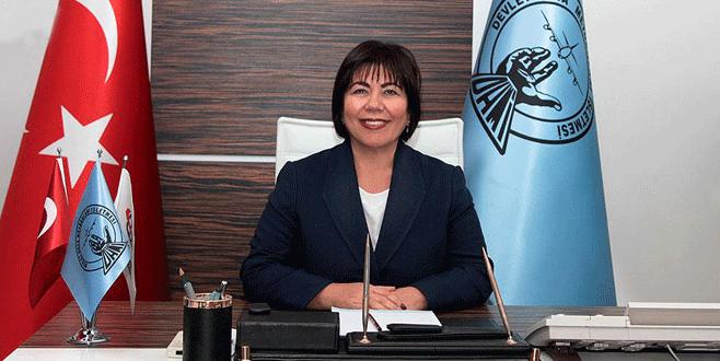 DHMİ'ye ilk kadın genel müdür