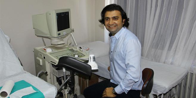 Yenişehir'de ilk kez kapalı yöntemle kist ameliyatı