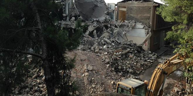 İpekiş'te 'yıkımı durdurma' kararı çıktı