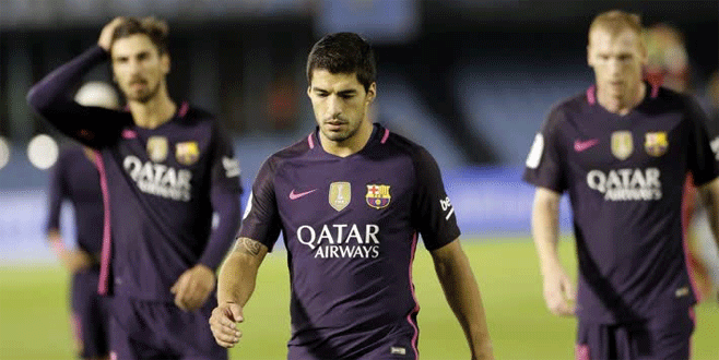 Arda'lı Barça'ya Celta Vigo darbesi