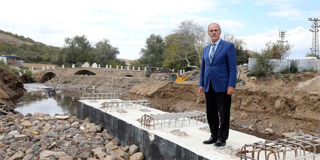 Balat Hasköy Köprüsü'nde geri sayım