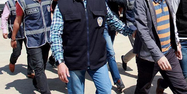 Bombalı saldırı hazırlığındaki teröristler yakalandı