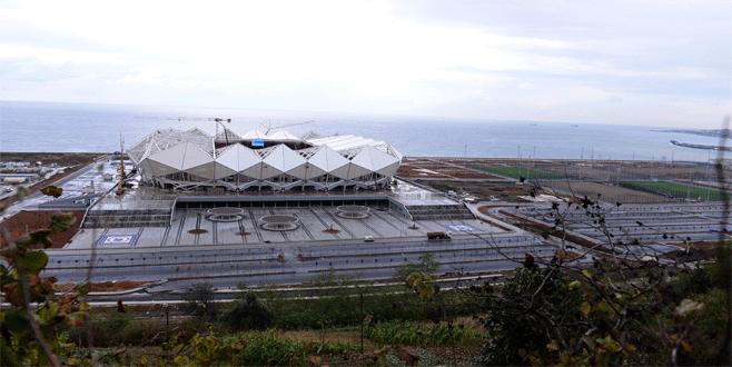 Trabzon stadına kavuşuyor!