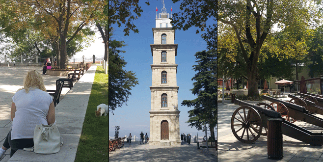 Bursa'nın zamansız mekânı: Tophane