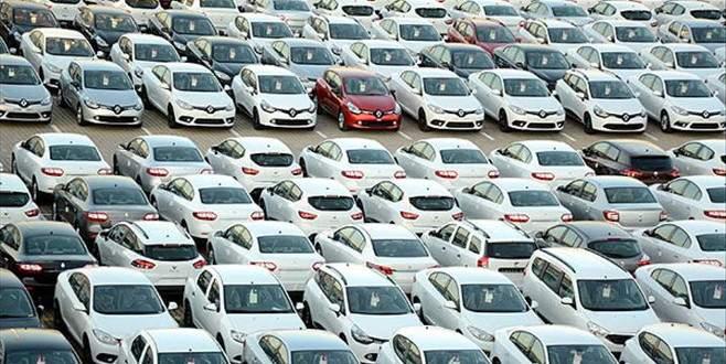 Otomobil ve hafif ticari araç pazarı yüzde 4 daraldı