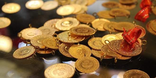 Altın fiyatları düştü, dolar fiyatları yükseldi