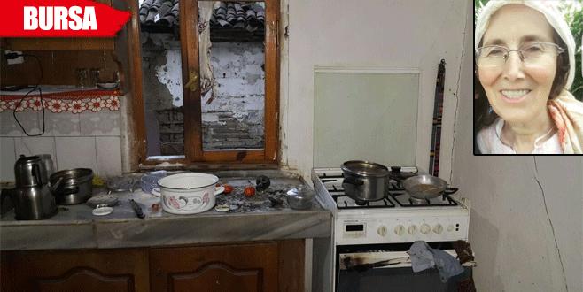 Tüp patlamasında ağır yaralanan kadın hayatını kaybetti