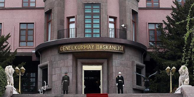 TSK'da 540 asker geçici olarak görevden alındı