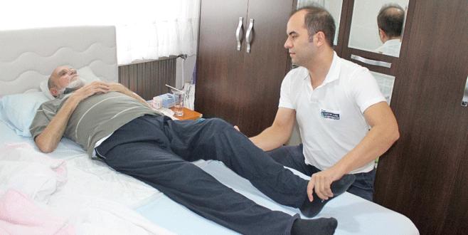 Medicabil'in evde bakım hizmetine yoğun ilgi