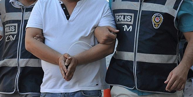 Bursa Emniyeti'nin aradığı üsteğmen Kayseri'de yakalandı