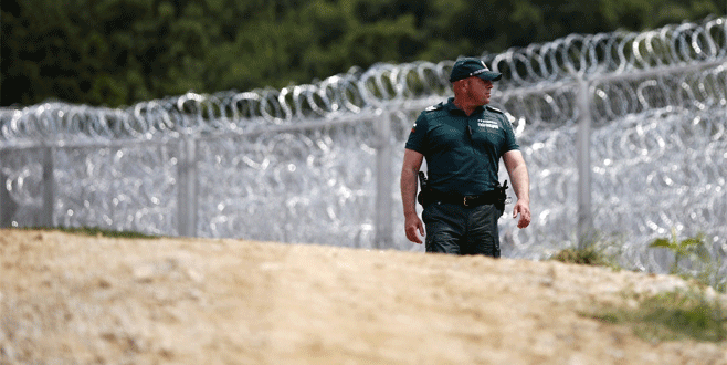 Sınıra AB koruması