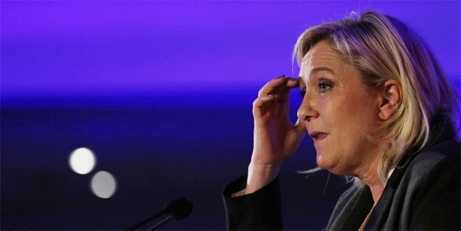 Le Pen'den AB'ye Suriye suçlaması