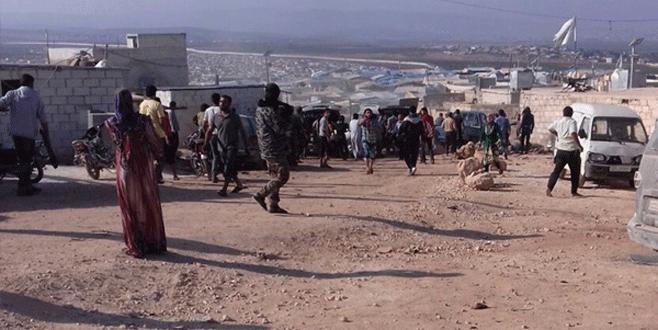 IŞİD, ÖSO' yu sınırda vurdu