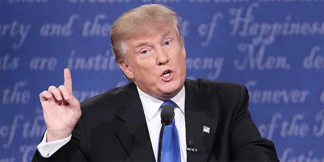 Trump: Ne kadar hasta olduğunuz umurumda değil