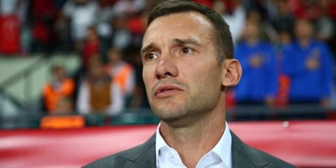 Shevchenko: 'Onu durdurmak çok zor'