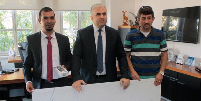 UEDAŞ'tan 'Şehrin Işıkları'nı yakanlara ödül