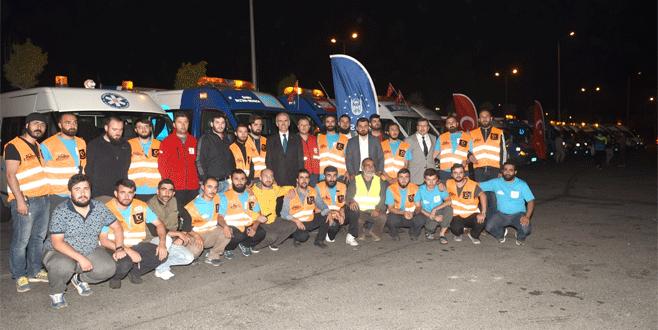 Büyükşehir'den Suriyeli mazlumları hayata bağlayacak destek
