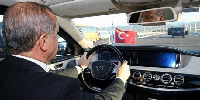 Avrasya Tüneli'nden ilk geçişi Cumhurbaşkanı yapıyor