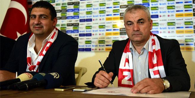 Antalyaspor'da Çalımbay dönemi