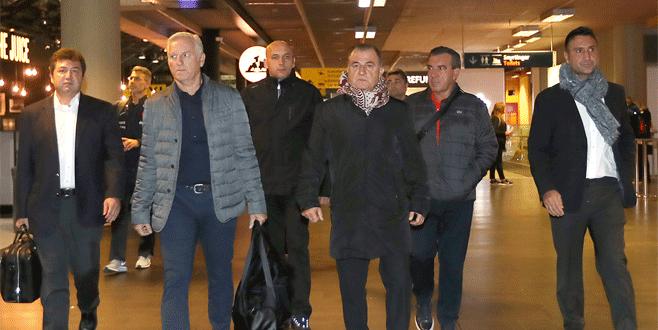 TFF yönetiminden Reykjavik çıkarması