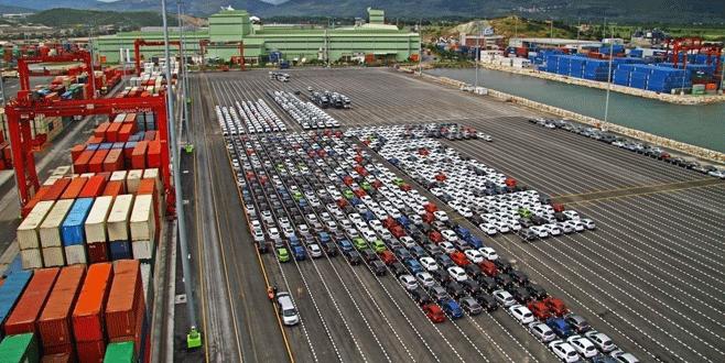 Otomotiv ihracatı, bayram tatiline rağmen hız kesmedi