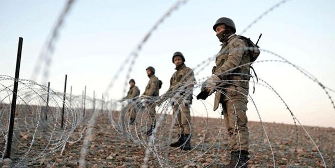 TSK sınırda görevli asker ve araç sayısını açıkladı