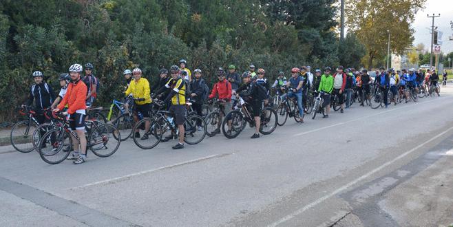 İltihaplı romatizmaya bisiklet turuyla farkındalık