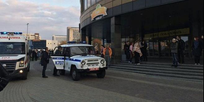 Belarus'ta dehşet