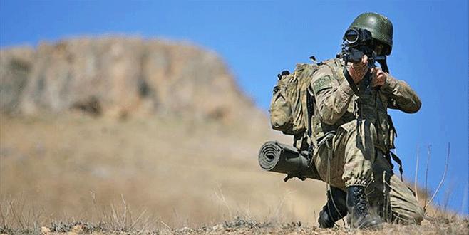 TSK'dan 'operasyon' açıklaması: 537 terörist…