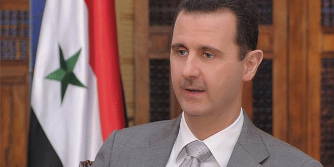 Esad: 'Türkiye ile görüşebiliriz'