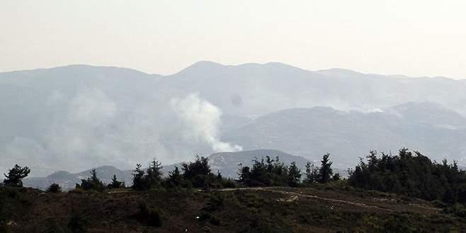Suriyeli muhalifler, Lazkiye kırsalında operasyon başlattı
