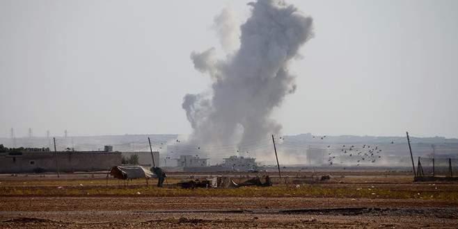 91 IŞİD hedefi vuruldu