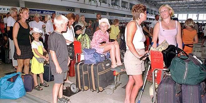 Ukraynalı turistte yüzde 100 artış