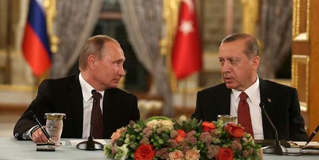 Erdoğan-Putin görüşmesi Rus basınında böyle yankılandı