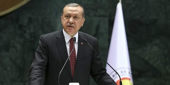 Erdoğan: 'Irak'tan bağırman çağırman önemli değil'