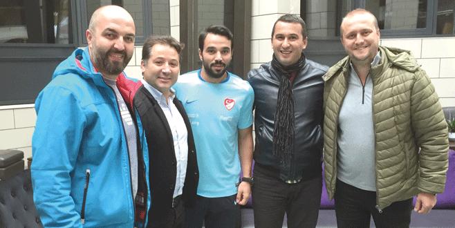 Volkan Şen: 'Bursa benim evim'